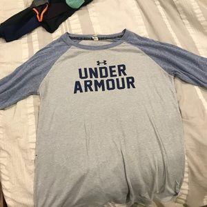 Baseball shirt UA